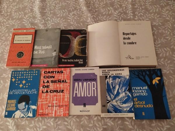 Lolo y sus libros