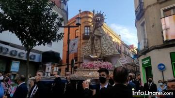 Patronazgo Virgen Linarejos - Vuelta (6)