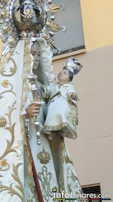 Patronazgo Virgen Linarejos - Vuelta (7)