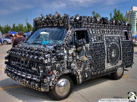 Camionnette photo