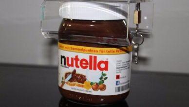Cadenas pour nutella