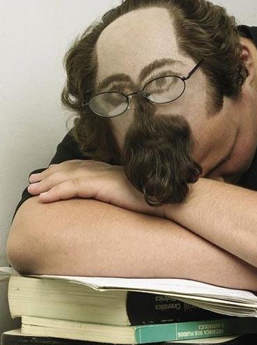 Coupe de cheveux pour dormir au boulot