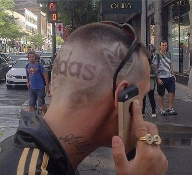Le plus grand fan d'Adidas