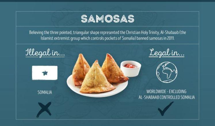 13 aliments bannis dans certains pays et pourquoi ils le sont - page 2