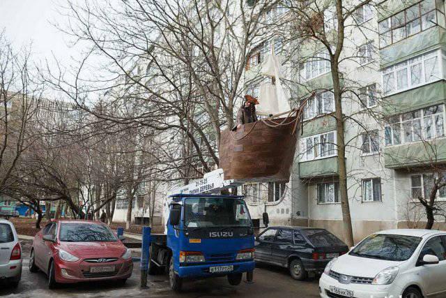 Ces choses là en Russie est simplement la normalité - #24