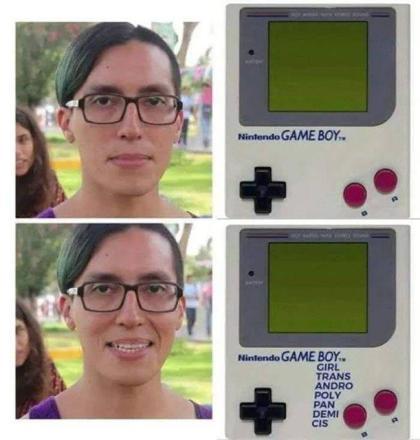 gameboy inclusive
