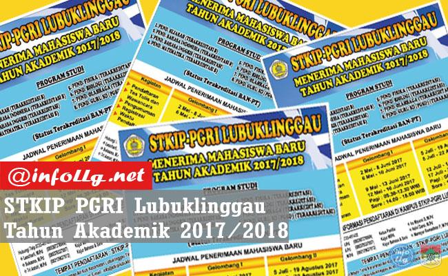Penerimaan Mahasiswa Baru STKIP PGRI Lubuklinggau