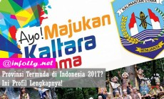 Permalink to Provinsi Termuda di Indonesia 2017? Ini Profil Lengkapnya!