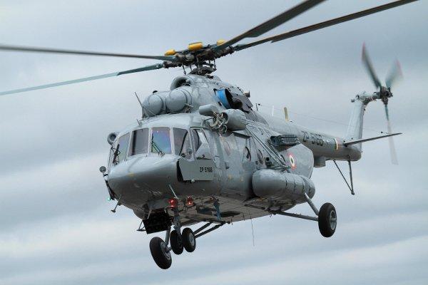 Indie Mi-17B-5 (1)