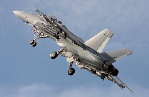 Super-Hornet-zapowiedziany na Air Tattoo