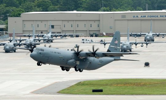 C-130J Little Rock