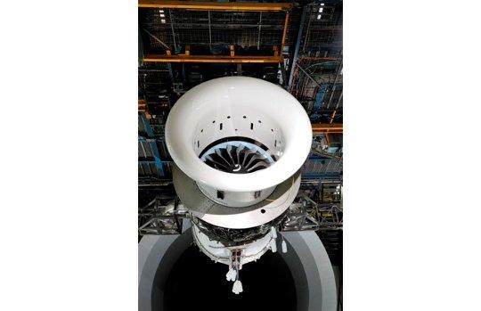 CFM engine Boeing
