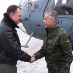 NATO: Spain and Belgium take over NATO's Baltic Air Policing mission