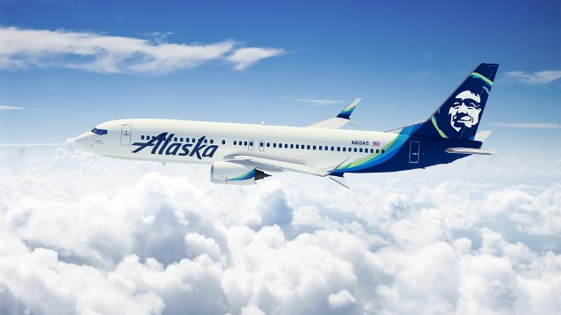 alaska air new look
