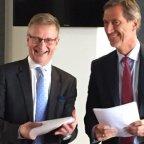 KONGSBERG buys 49.9 % of Patria creating a leading Nordic defence partnership