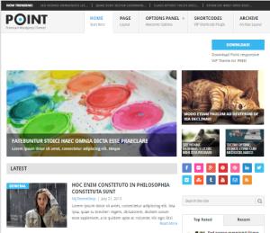 point-wordpress-theme