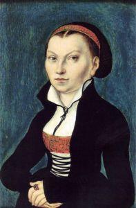 Katherine von Bora portrait