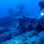 Diving the wrecks of Bikini