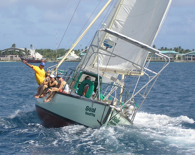 Sail on a Yacht • Marshall Islands Guide