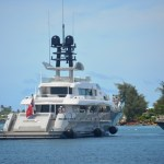 Super Yachts Visit RMI