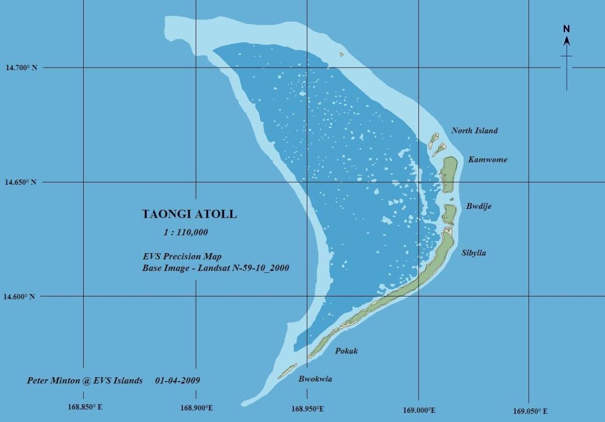 Taongi Atoll