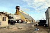 The Tobolar copra processing plant at Delap Dock. Photo Karen Earnshaw