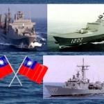 Taiwan Navy Ships Visit