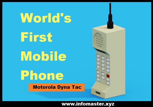 Who Invented World's First Mobile Phone