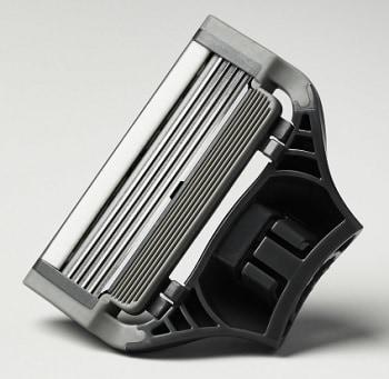 5 razor blades