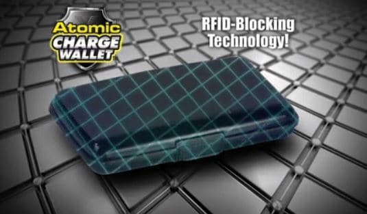 as seen on tv atomic charge wallet