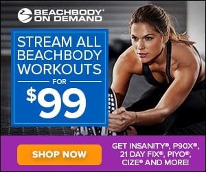 beachbody on demand only $99