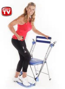 Chair Gym Foldable Gym Chair