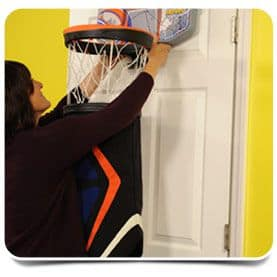 Hamper Hoops Laundry System