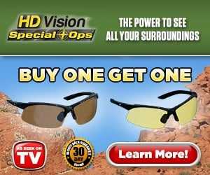 HD Vision Ops Sunglasses