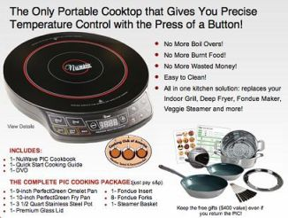 Nuwave Induction Cooktop Precision Induction Cooktop