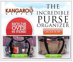 Kangaroo Keeper Purse Organizer