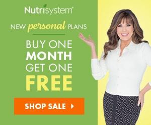 Nutrisystem Free Month