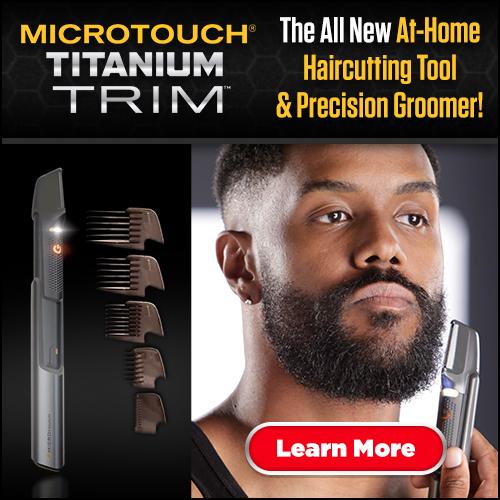 Micro Touch Titanium Hair Cutting Tool