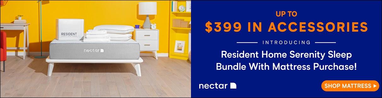 Nectar Mattress Bundle Offer