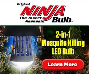 As Seen On TV Ninja Bulb