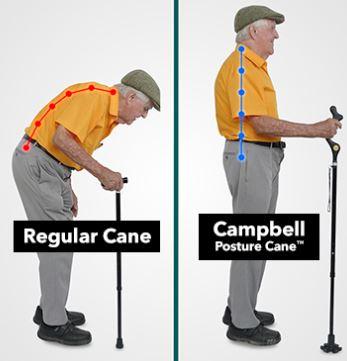 posture cane
