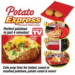 potato express as seen on tv