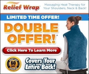 relief wrap as seen on tv