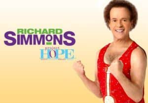 Richard Simmons HOPE