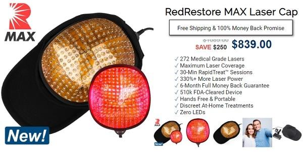 Rmax Laser Cap