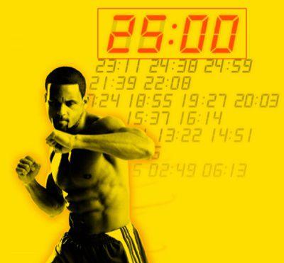 Shaun T 25 Minutes