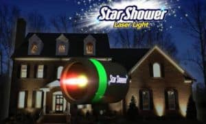 Star Shower Laser Lights