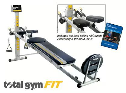 New Total Gym Fit
