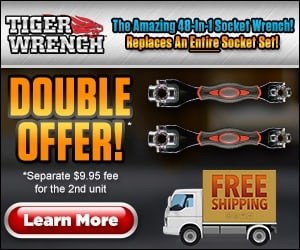 Tiger Wrench - Socket Wrench