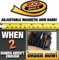 Tool Band-It Arm Band